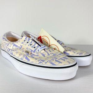 Vans Era Breast Cancer Awareness Sneakers